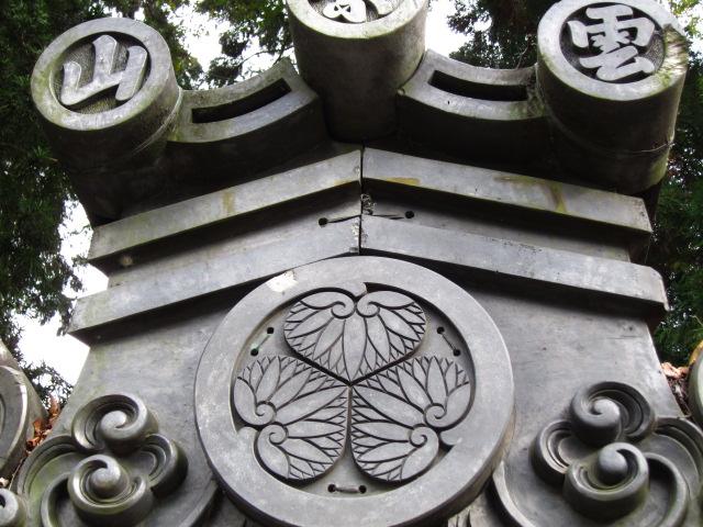太閤廟参道