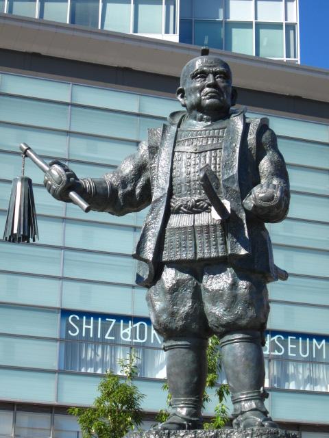 静岡駅前の家康1