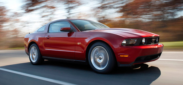 フォード マスタング 2010年式 新車
