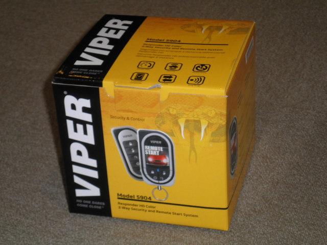 VIPER-5904 バイパー カーセキュリティ