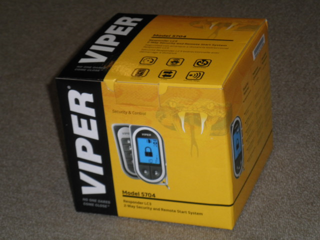 VIPER-5704 バイパー カーセキュリティ