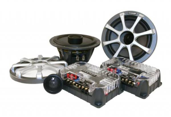 KIKCER(キッカー) RS65.2 スピーカーセット