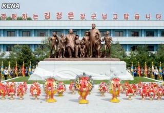 松涛園銅像