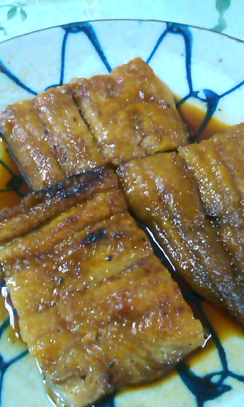 魚伊の鰻蒲焼き