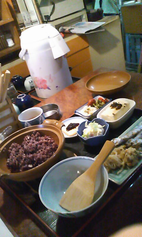 SAWAの玄米ご飯セットB