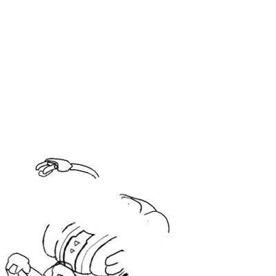 サムネ線画3
