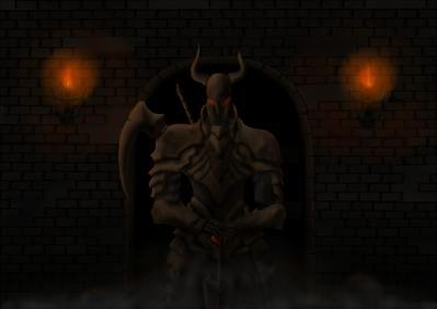 重装の騎士4