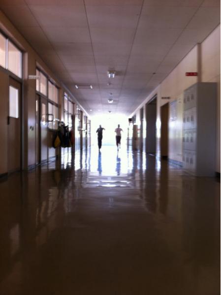 夏の廊下(dash