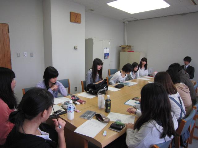4月8日 図書委員会