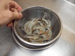 芝海老のパセリガーリック炒め31