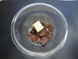 チョコミントブラウニー作り方25