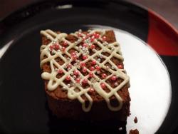 チョコミントブラウニー作り方50