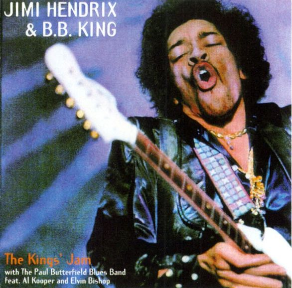 Jimi Hendrix  B_B King - The Kings Jam__