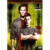 SUPERNATURAL(スーパーナチュラル)<シックス・シーズン>コンプリートボックス