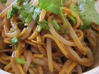 麻醤麺(黄色門)