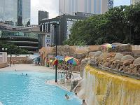 九龍公園pool