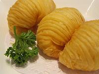 sakusaku 大根餅