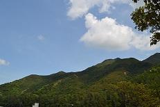 東涌北公園.山