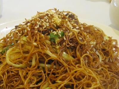 豆鼓油炒麺
