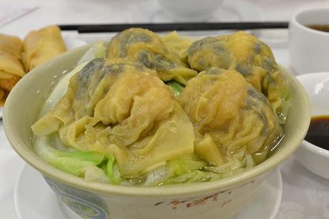 水餃手打麺