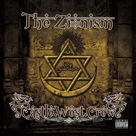 The Zionism ジャケ表2012_easter_kashiwa_easterkashiwa