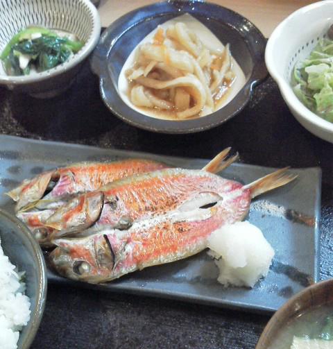 金太郎定食