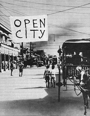 マニラ(オープンシティ)