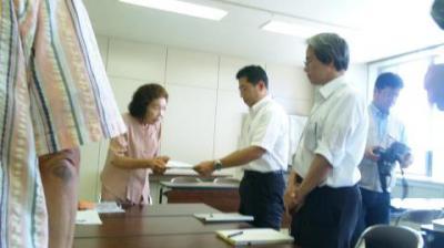 吉田ミサヲ代表