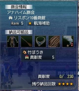 111510 201129竹ぼうき