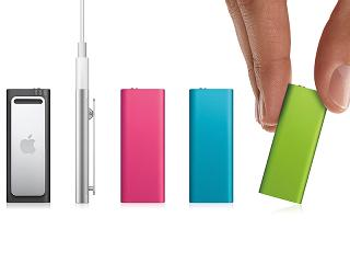 iPod shuffle:我が家のApple第1号