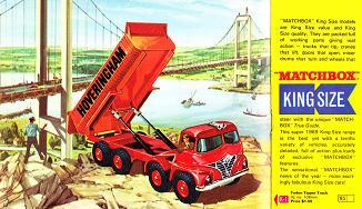 Foden Hoveringham Tipper Truck(本カタログより)