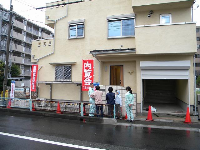野田様邸長期優良住宅現場見学会 009
