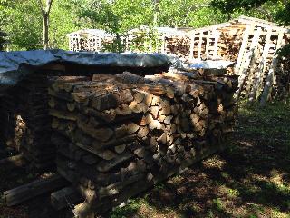 薪小屋運搬繰り返し6