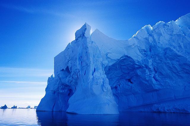 氷山―不動心