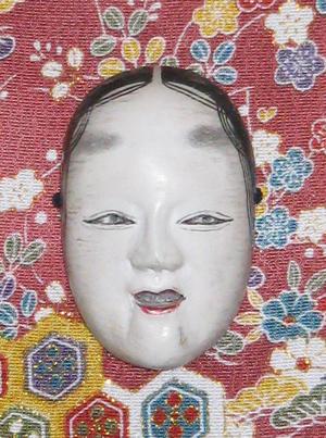 ミニ能面blog02