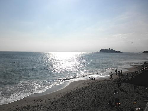 20101002七里ヶ浜①
