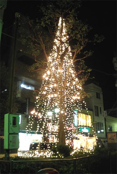 20101206元町近く