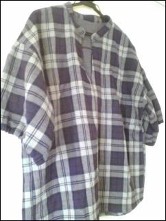 ドロップシャツ