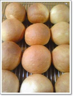 バター好きのためのマーガリンで作ったパン