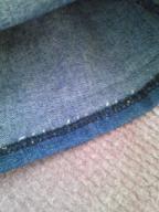 パンツ 裾