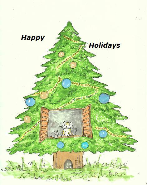 Happy Holidays-bl
