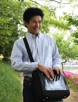 社長プロフィール写真3