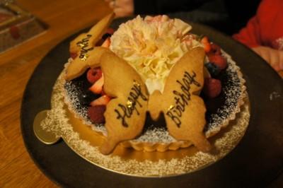 詩子さんのケーキ2