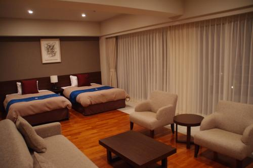 浜比嘉リゾート客室