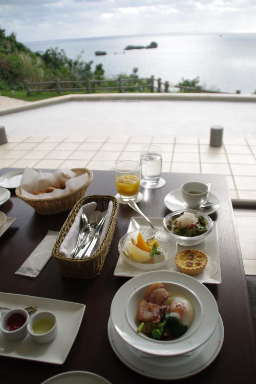 浜比嘉リゾート朝食