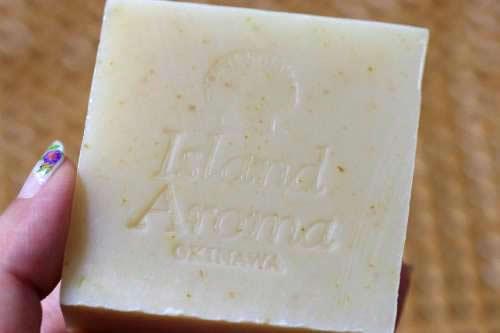 アイランドアロマの手作り石鹸3