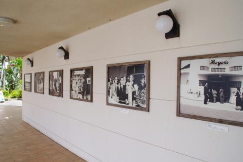昔のプラザハウスの写真いろいろ