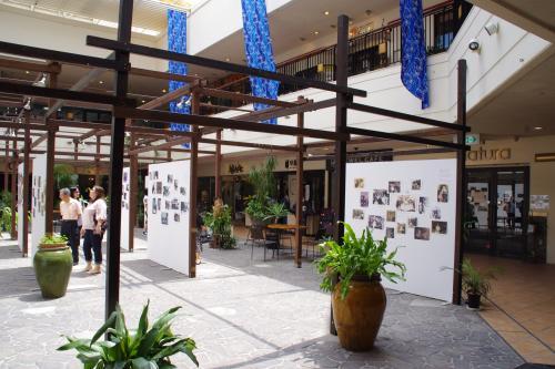 琉米文化写真展