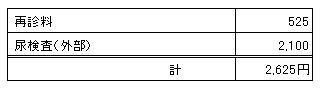 MARIN 20100724診療明細書