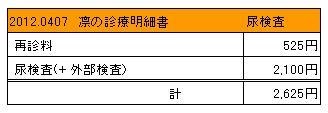 2012.04.07診療明細書【凛】